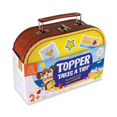 Topper Takes A Trip: The Match It & Pack It Game