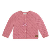 Baby Girls Mala Soft Quilted Jacket -  dc3600