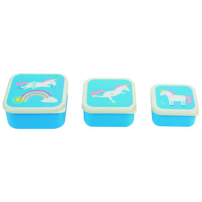 Magical Unicorn Snack Boxes