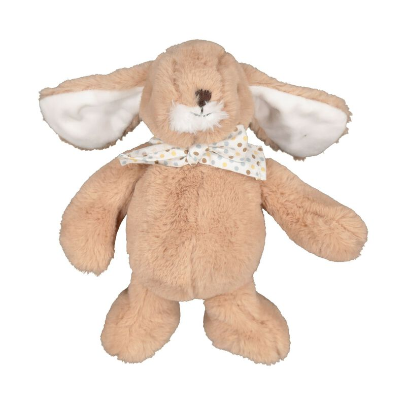 Brown Soft Toy Bunny -  brown