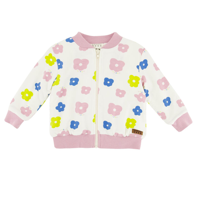 Baby Girls Kaia Soft Jacket  -  dc1000