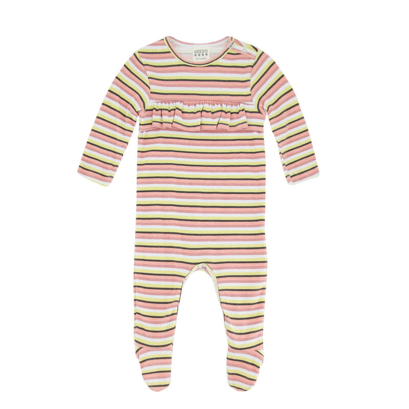 Baby Girls Ellen Rib Grow -  dc9900