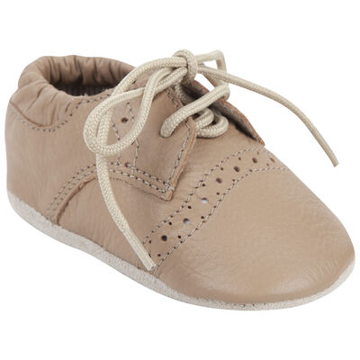 Baby Boys Finley Brogue Soft Sole