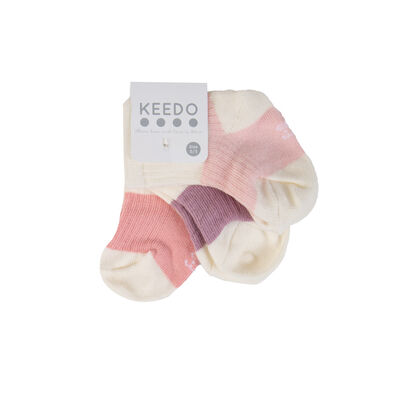 Baby Girls Haley 3-Pack Ribbed Socks