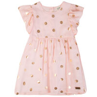 Girls Sophie Dress -  white