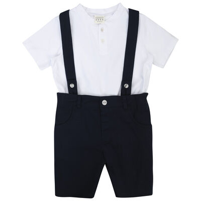 Boys Jay Suspender Set