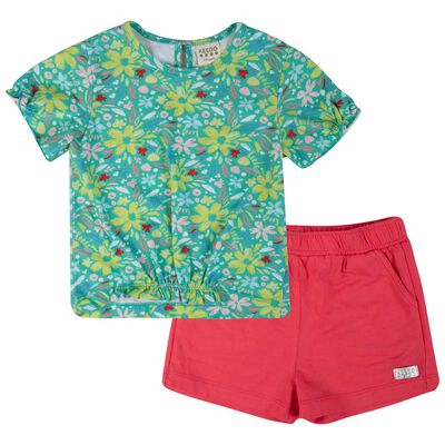 Baby Girls Nayva Shorts Set