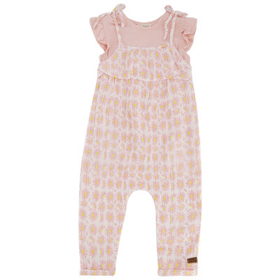 Girls Magnolia Dungi Set