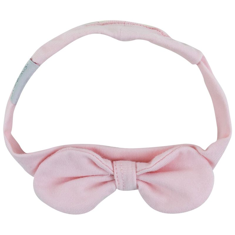 Baby Girls Camille Headband -  lightpink