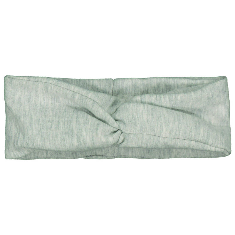 Baby Girls Grey Headband -  lightgrey