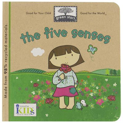 The Five Senses Book