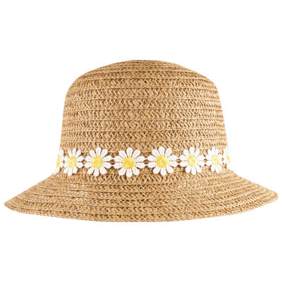 Girls Daisy Cloche