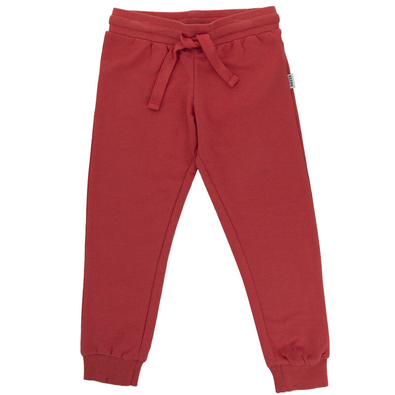 Boys Stanley Jogger -  red