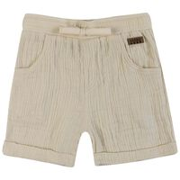 Boys Simon Stripe Set -  rust