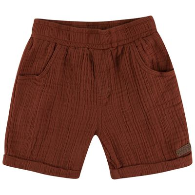 Boys Ross Muslin Shorts