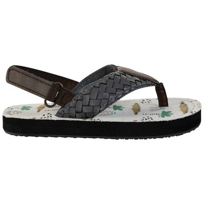 Boys Wade Braided Sandal