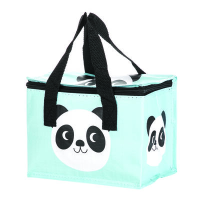 Miko the Panda Lunch Bag