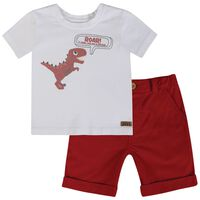 Baby Boys Reece Holiday Set -  dc3100