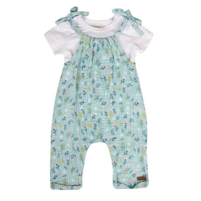 Baby Girls Lena Dungi Set