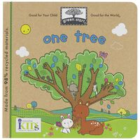 One Tree Book -  nocolour