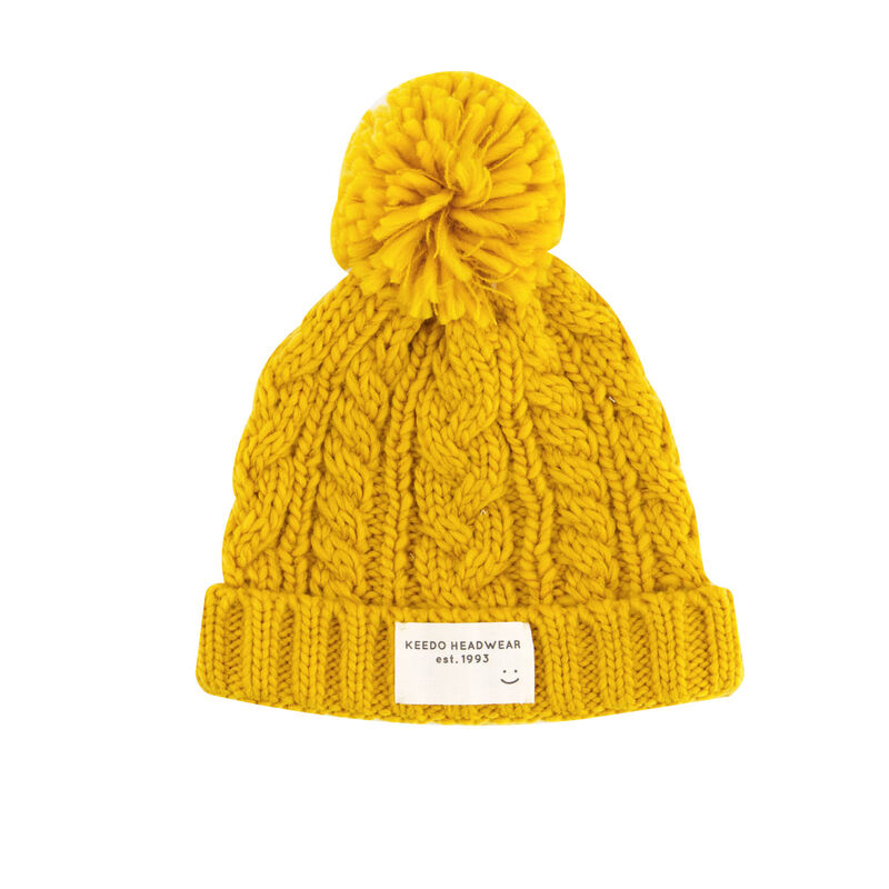 Enzo Cable Beanie -  c90