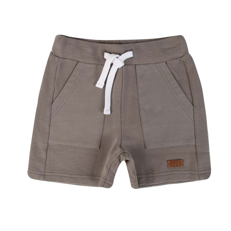 Boys Burton Vintage Shorts -  grey