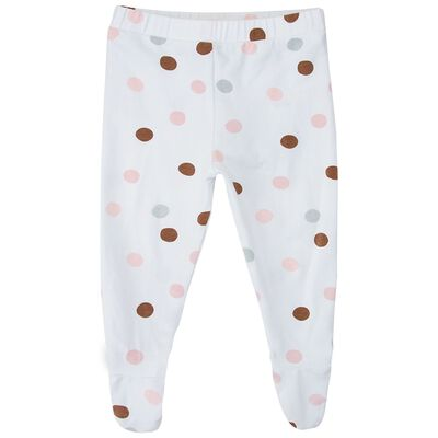 Baby Girls Angie Dot Leggings