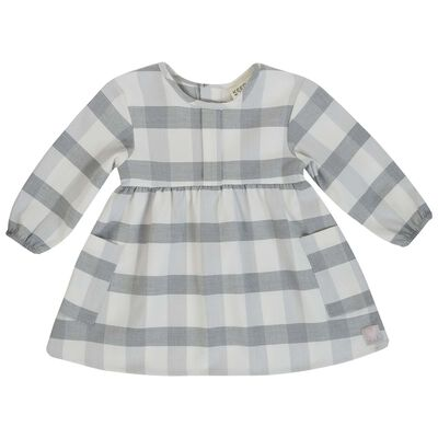 Baby Girls Charlie Check Dress
