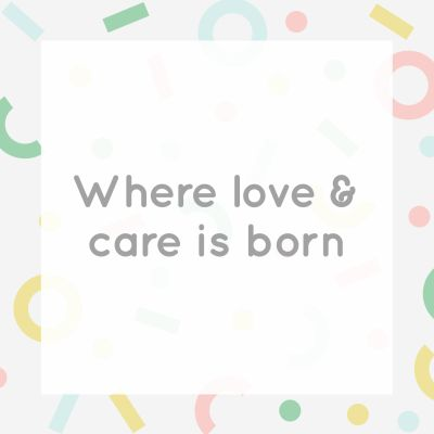 Gift Card - Where Love & Care is Born