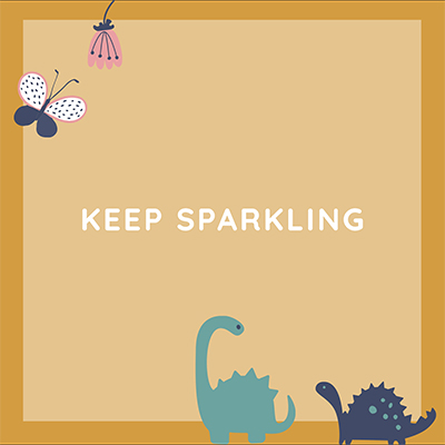 Gift Card - Keep Sparkling