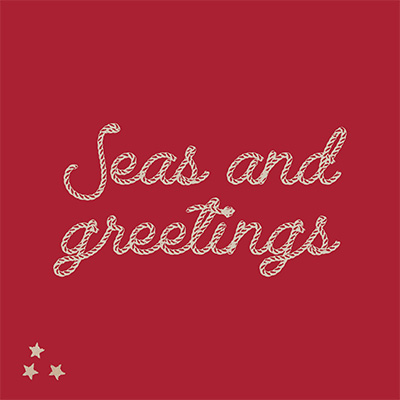 Gift Card - Seas and Greetings
