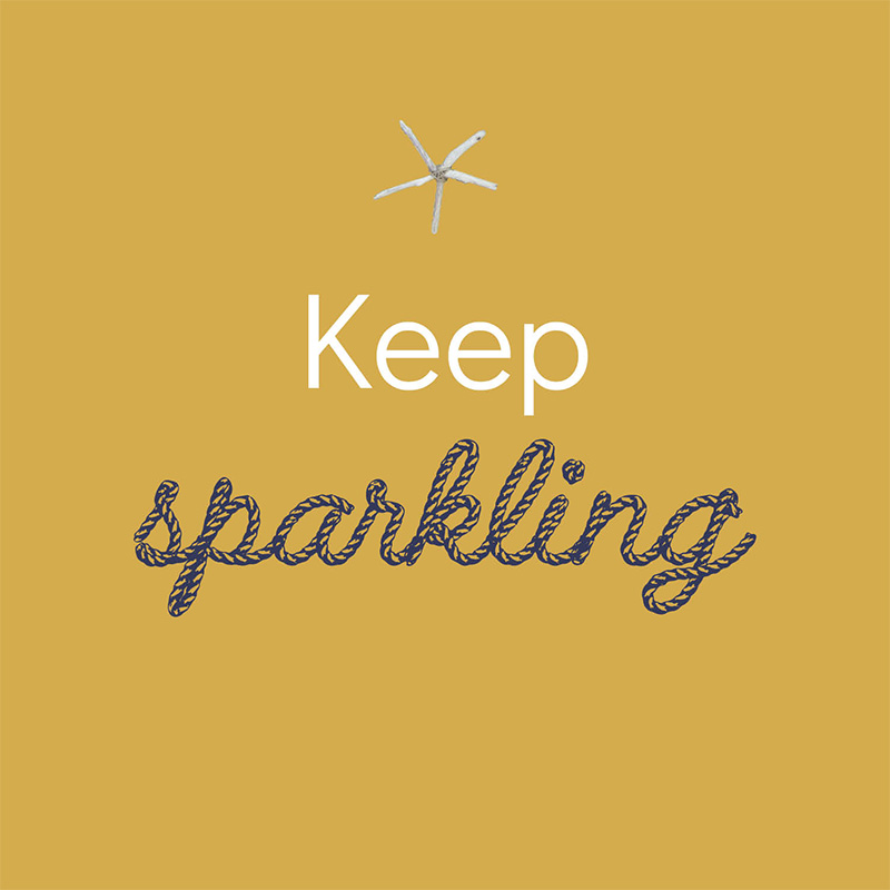 Gift Card - Keep Sparkling -